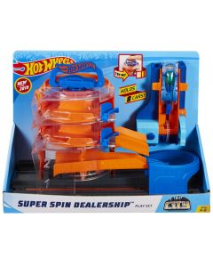 Hot Wheels City Deluxe - Cursa extrema