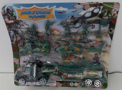 Set Vehicule Armata Cu Soldati