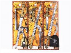 Set arme pirati