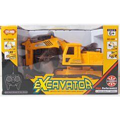 Excavator cu RC