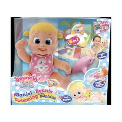 Papusa Bouncin Baby Fetita