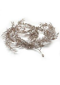 Ghirlanda cu model frunze, Auriu