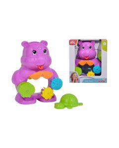 ABC jucarie de baie hipopotam