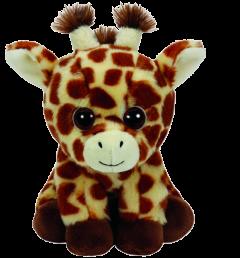Jucarie plus Ty Peaches Girafa 15 cm