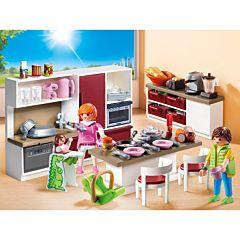 Jucarie Playmobil Modern House - Bucatarie