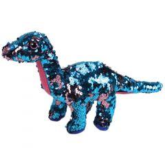 Plus Tremor Dinozaur roz, 15 cm