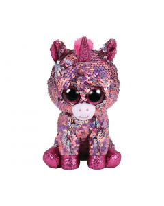 Plus Sparkle Unicorn roz, 24 cm
