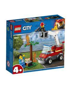LEGO City Incendiu la gratar 60212