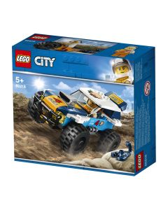 LEGO City Masina de raliu 60218