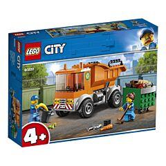 LEGO City Camion pentru gunoi 60220