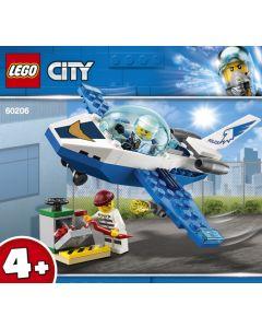 LEGO City Avionul politiei 60206