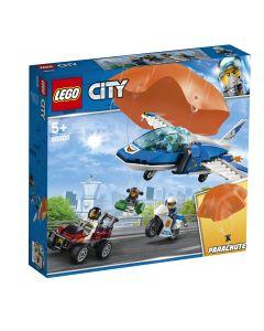 LEGO City Arestul politiei 60208