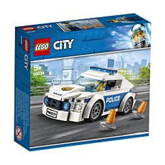 LEGO City Masina pentru patrulare 60239