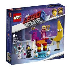 LEGO Movie Regina Watevra