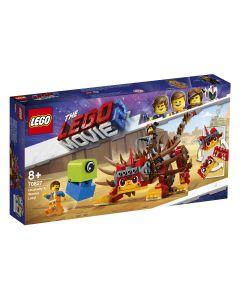 LEGO Movie Ultrakatty & Lucy 70827