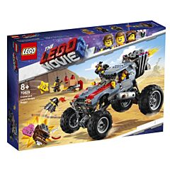 LEGO Movie Buggy-ul lui Emmet