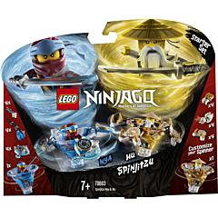 LEGO Ninjago - Spinjitzu Nya si Wu