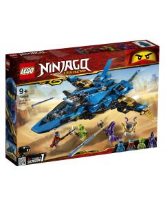 LEGO Ninjago - Avionul lui Jay 70668
