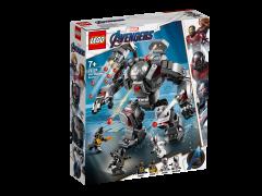 LEGO Avengers - Spargator de Masini de razboi 76124