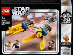 LEGO Star Wars - Anakin's Podracer - editie aniversara 20 de ani 75258
