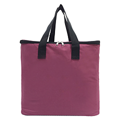 Geanta frigorifica, violet, Carrefour