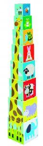 Cuburi educative pentru bebelusi, Carrefour Baby