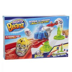 Set 2 figurine capsula fasola, Mighty Beanz