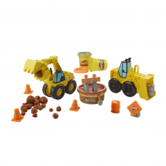 Set Play-Doh Wheels - Excavator