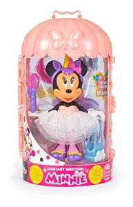 Papusa Minnie cu accesorii Fantasy Unicorn