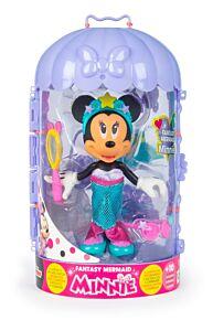 Papusa Minnie cu accesorii sirena