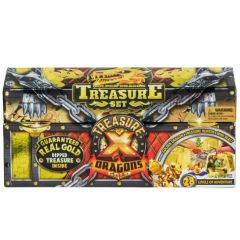 "Set ""Treasure X"" Comoara Dragonului S2"