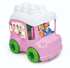 Set de cuburi moi, autobuz, Minnie Mouse, Cleemy