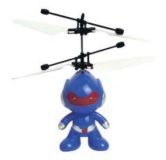 Figurina astronaut cu inductie, albastru