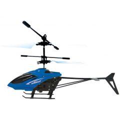 Elicopter control inductie, albastru