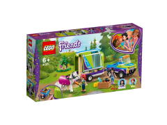 LEGO Friends - Remorca de transport cai a Miei 41371