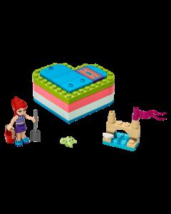 LEGO Friends - Cutia de vara in forma de inima a Miei 41388