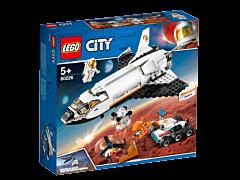 LEGO City - Naveta de cercetare a planetei Marte 60226