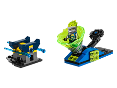 LEGO Ninjago - Slam Spinjitzu - Jay 70682