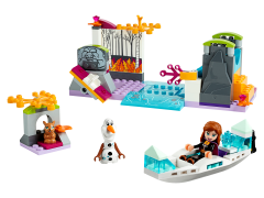 LEGO Disney Frozen - Expeditia cu canoe a Annei 41165