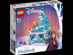 LEGO Disney Frozen - Cutia de bijuterii a Elsei 41168