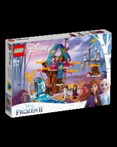 LEGO Disney Frozen - Casuta fermecata din copac 41164