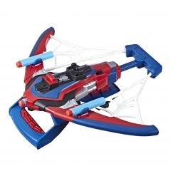 Accesoriu mini blaster: Spiderman Web Shots