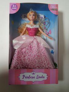 Papusa Printesa Linda