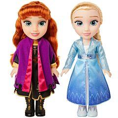 Set papusi Anna si Elsa, Disney Frozen