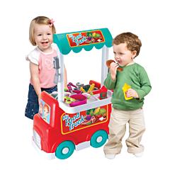 Carucior bucatarie pentru copii