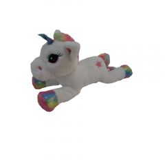 Unicorn din plus 50 cm, alb