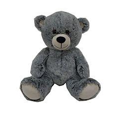 Urs de plus sezand, 40 cm, Gri