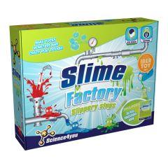 Joc educativ Science4you - Set fabrica de slime