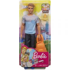 Papusa Ken, Barbie Travel
