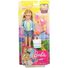 Papusa Stacie, Barbie Travel